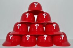 Philadelphia Phillies (10) Ice Cream Sundae Helmets (free shipping)