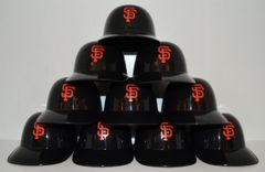 San Francisco Giants (10) Ice Cream Sundae Helmets (free shipping)