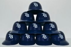 Tampa Bay Rays (10) Ice Cream Sundae Helmets (free shipping)