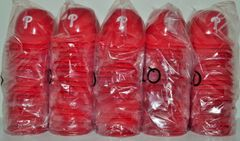 Philadelphia Phillies (100) Ice Cream Sundae Helmets (free shipping)