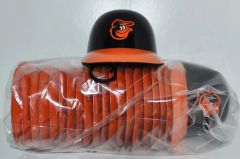 Baltimore Orioles (20) Ice Cream Sundae Helmets (free shipping)