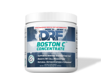 The Science behind Dr. Farrah's Boston C Concentrate