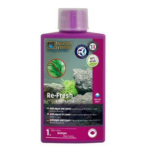 *ONLINE ONLY* Aquarium Systems Re-Fresh 250ml for Freshwater Systems