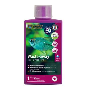 *ONLINE ONLY* Aquarium Systems Waste Away 250ml for Freshwater Systems