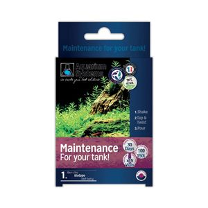 *ONLINE ONLY* Aquarium Systems Maintenance Programme for Freshwater Systems