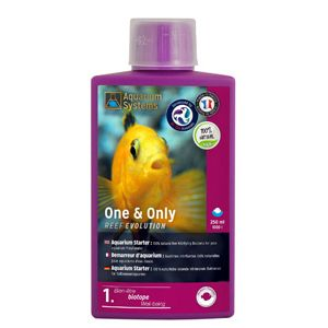 *ONLINE ONLY* Aquarium Systems One & Only 250ml for Freshwater Systems