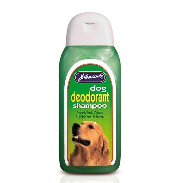 *ONLINE & INSTORE* Johnsons Dog Deodorant Shampoo 200ml