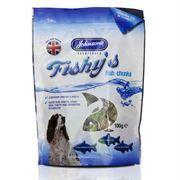 {LIB}*ONLINE ONLY* Johnsons Veterinary Fishy's 100g