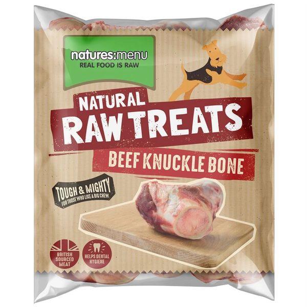 *ONLINE EXCLUSIVE* Natures Menu Frozen Beef Knuckle Bone