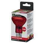 *ONLINE ONLY* Reptile Systems Infrared Heat Lamp E27 (Screw Fit)