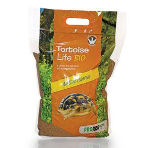 *ONLINE & INSTORE* PROREP Tortoise Life Bio 10 Litre