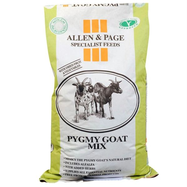 *ONLINE ONLY* Allen & Page Pygmy Goat Mix 15kg