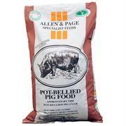 *ONLINE ONLY* Allen & Page Pot-Bellied Pig Food 20kg