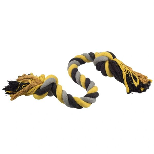 *ONLINE ONLY* Ancol Jumbo Jaws Super Rope Toy