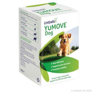 {LIB} *ONLINE ONLY* Lintbells YuMOVE Dog Tablets
