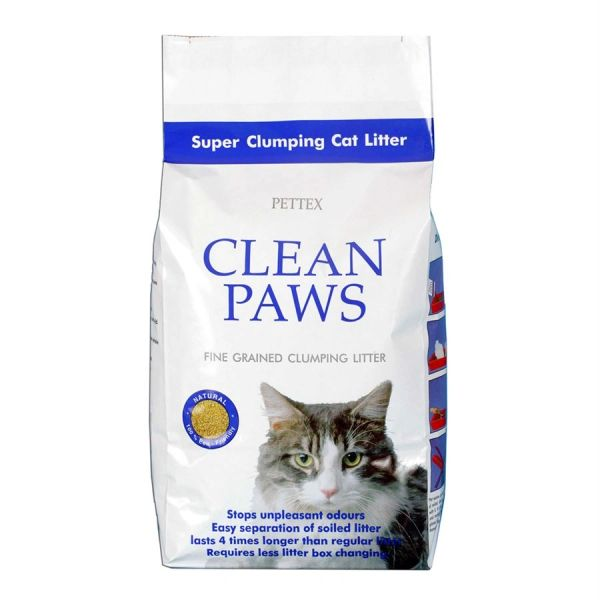 *ONLINE ONLY* Pettex Clean Paws Cat Litter 15kg