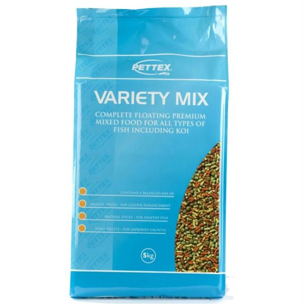 *ONLINE ONLY* Pettex Variety Mix 5kg