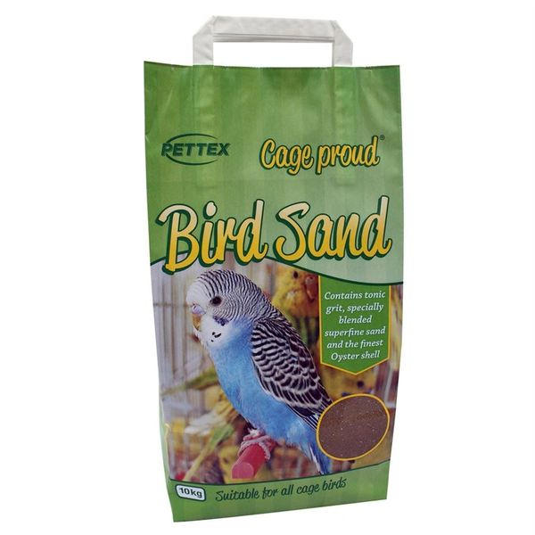 *ONLINE ONLY* Pettex Cage Proud Bird Sand