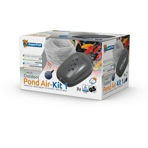 *ONLINE ONLY* Superfish Pond Air-Kit 1