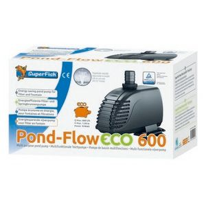 *ONLINE ONLY* Superfish Pond-Flow ECO 600