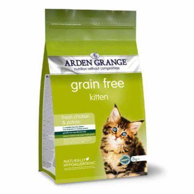 *ONLINE ONLY* Arden Grange Grain Free Kitten