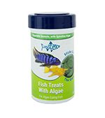 *ONLINE ONLY* Fish Science Fish Treat with Algae 50g