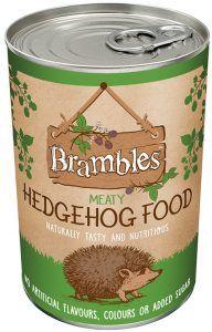 *ONLINE ONLY* Brambles Meaty Hedgehog Food 400g