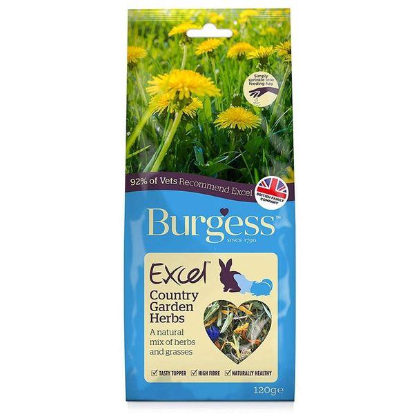 *ONLINE & INSTORE* Burgess Excel Country Garden Herbs 120g