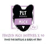 *ONLINE & INSTORE* PLT Frozen Mice Hoppers 6g+