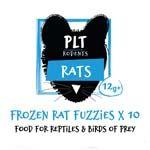 *ONLINE & INSTORE* PLT Frozen Rat Fuzzies 12g+