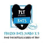 *ONLINE & INSTORE* PLT Frozen Jumbo Rat 350g+
