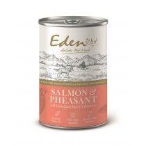 {LIB}*ONLINE & INSTORE* Eden Gourmet Salmon & Pheasant 400g
