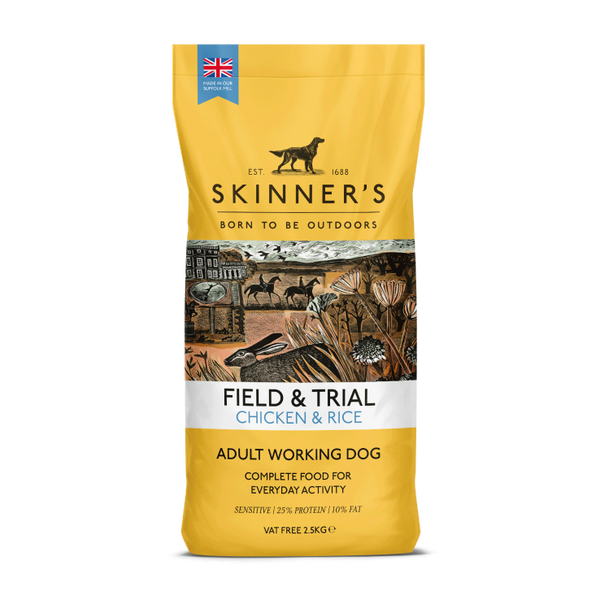 *ONLINE & INSTORE* Skinners Field & Trial Chicken and Rice