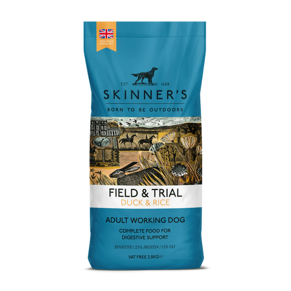 *ONLINE & INSTORE* Skinners Field & Trial Duck and Rice