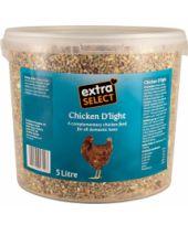 *ONLINE & INSTORE* Extra Select Chicken D'Light Poultry Blend Bucket 5ltr