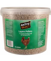 *ONLINE & INSTORE* Extra Select Layers Pellets Bucket 5ltr