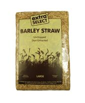 *ONLINE & INSTORE* Extra Select Compressed Barley Straw