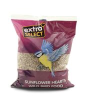 *ONLINE & INSTORE* Extra Select Sunflower Hearts 2kg