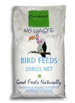 "*ONLINE & INSTORE* Charnwood ""No Waste"" Bird Seed 20kg"