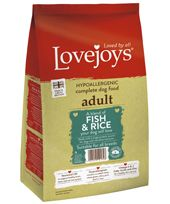 {LIB}*ONLINE ONLY* Lovejoys Adult Fish & Rice