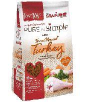 {LIB}*ONLINE ONLY* Lovejoys Pure & Simple Grain Free Turkey