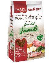 {LIB}*ONLINE ONLY* Lovejoys Pure & Simple Grain Free Lamb