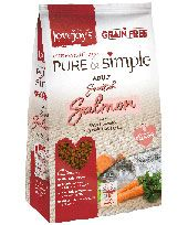 {LIB}*ONLINE ONLY* Lovejoys Pure & Simple Grain Free Salmon