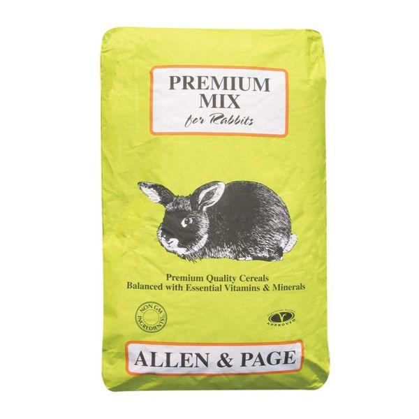 *ONLINE ONLY* Allen & Page Premium Rabbit Mix 20kg