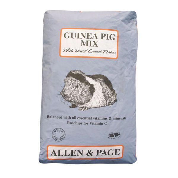 *ONLINE ONLY* Allen & Page Guinea Pig Mix 20kg