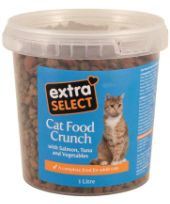 *ONLINE ONLY* Extra Select Cat Crunch Fish Mix