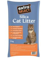 *ONLINE ONLY* Extra Select Silica Cat Litter 15kg