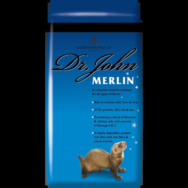 *ONLINE ONLY* Dr John Merlin Ferret 10kg