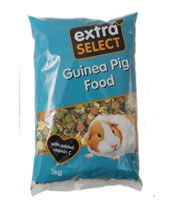 *ONLINE & INSTORE* Extra Select Dry Guinea Pig Food (Various Sizes)