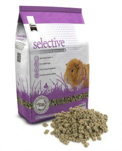*ONLINE & INSTORE* Supreme Selective Guinea Pig (Various Sizes)